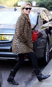 Kate Moss Sold This Iconic Coat for Coronavirus Relief