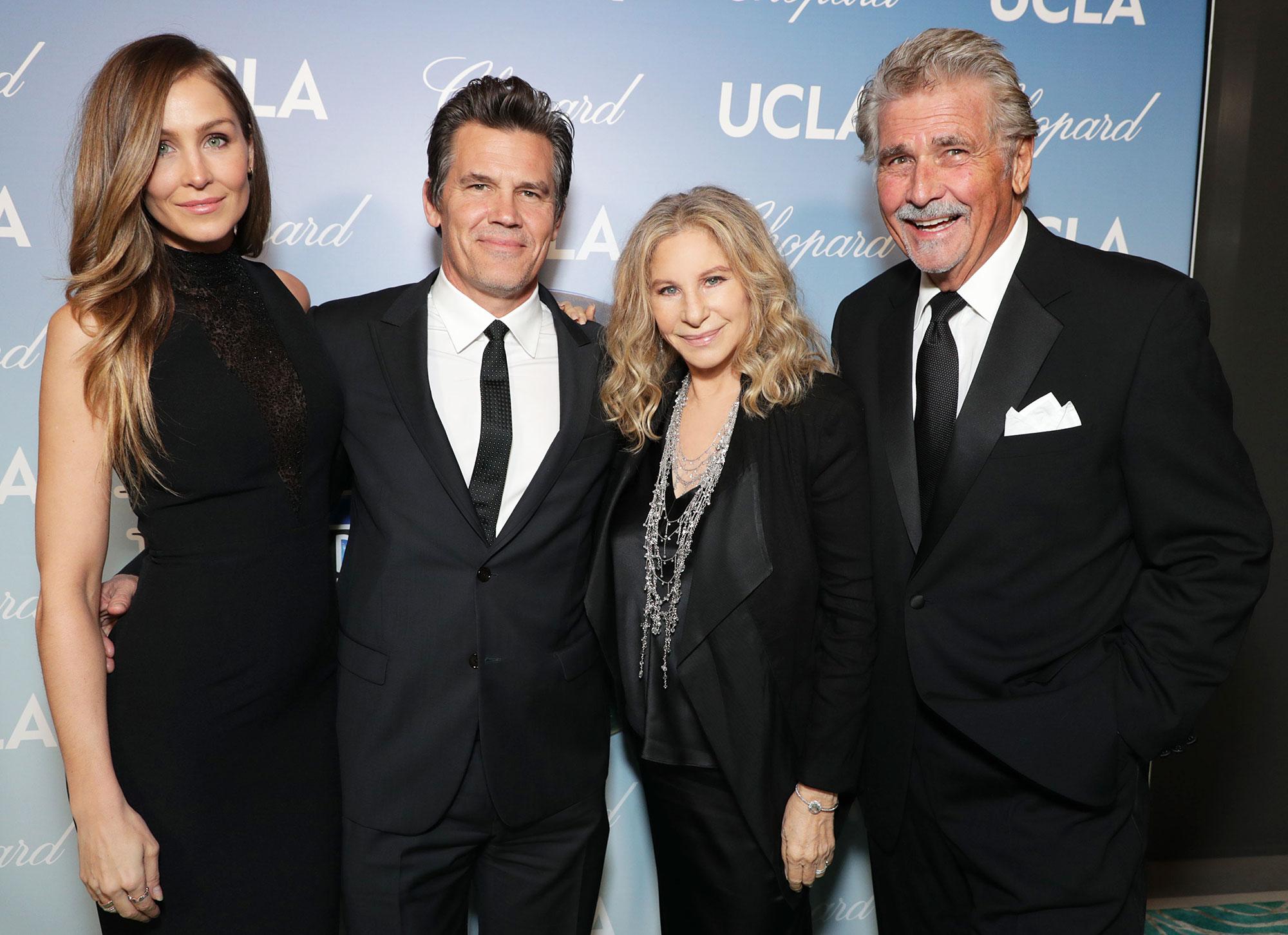 Kathryn Boyd Brolin Josh Brolin Barbra Streisand and James Brolin Josh Brolin Apologizes for Visiting His Parents Amid Coronavirus Pandemic