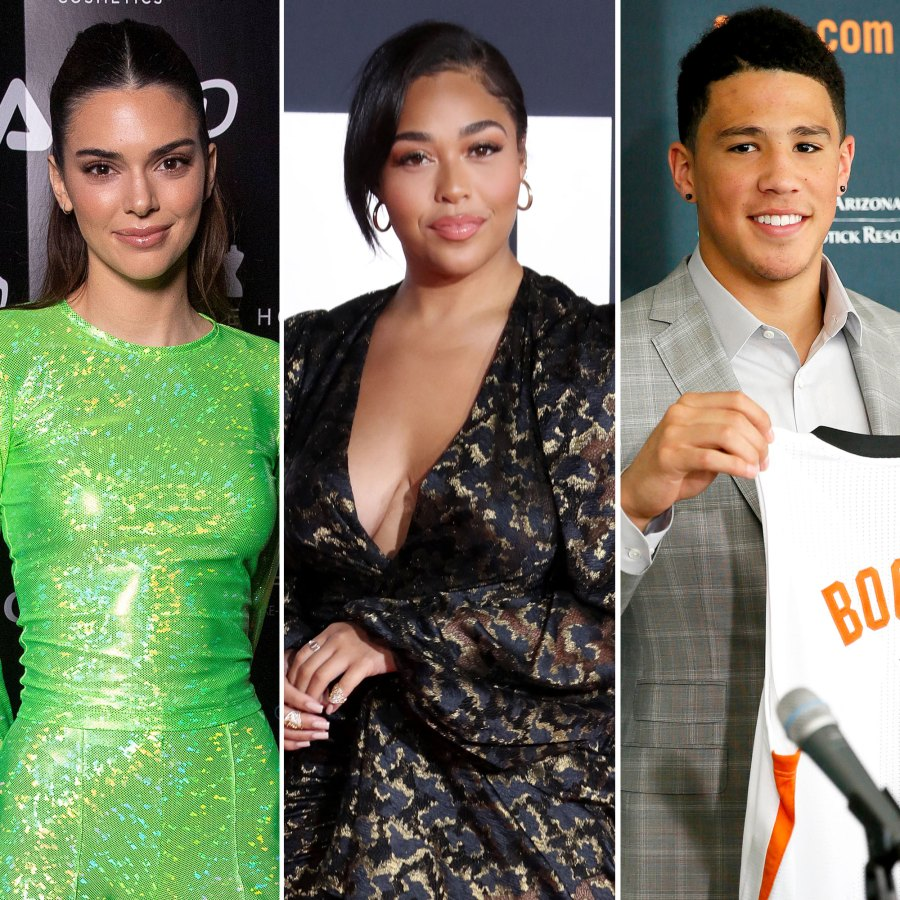 Kendall Jenner Was Spotted Hanging Out With Jordyn Woods Ex Devin Booker