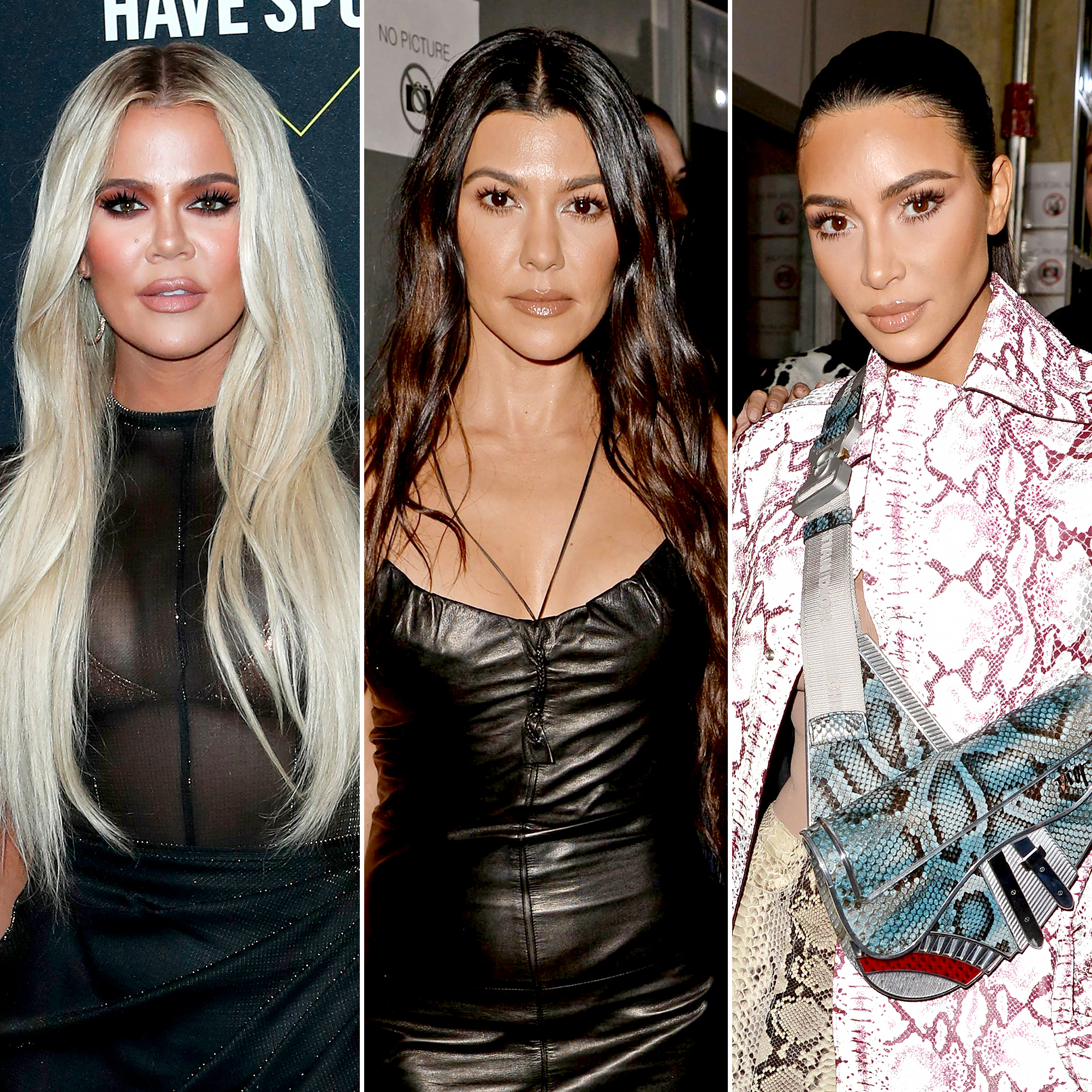 Khloe Kardashian Says She Would Demolish Kourtney If She Fought Her Instead of Kim