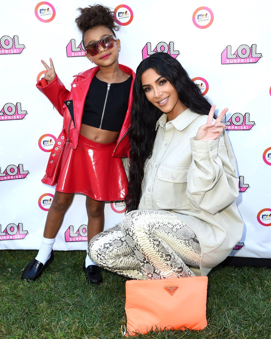 All the Times Kim Kardashian and Daughter North Were 2 Peas in a Pod: Matching Moments and More