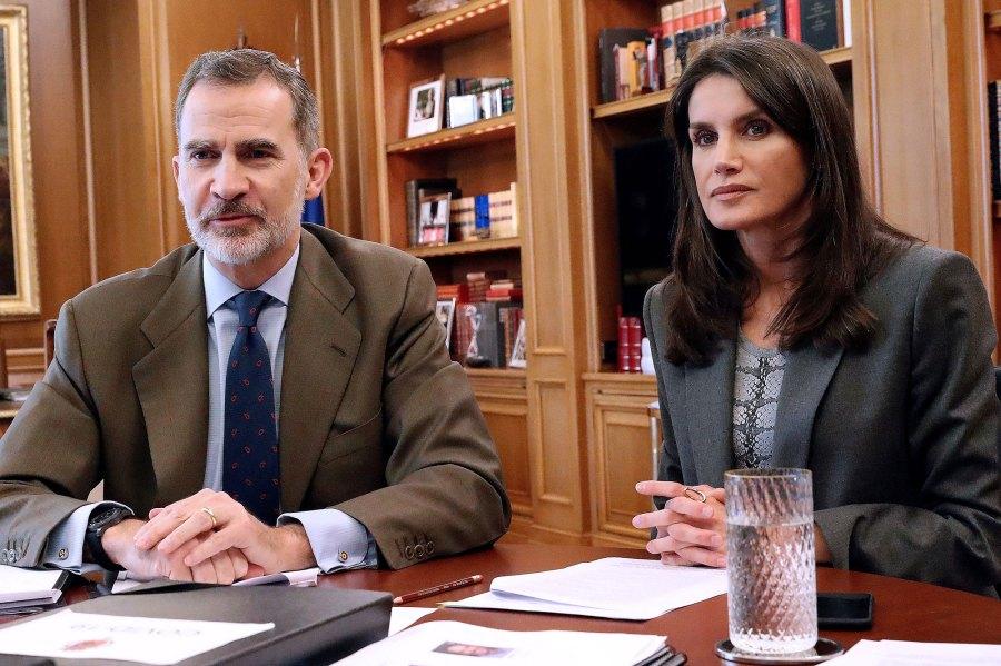 King Felipe VI and Queen Letizia Business Chic