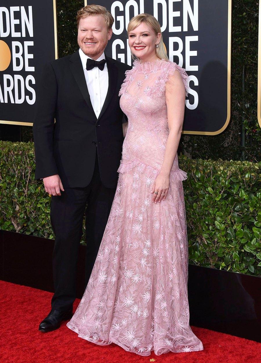 Kirsten Dunst and Jesse Plemons Relationship Timelime