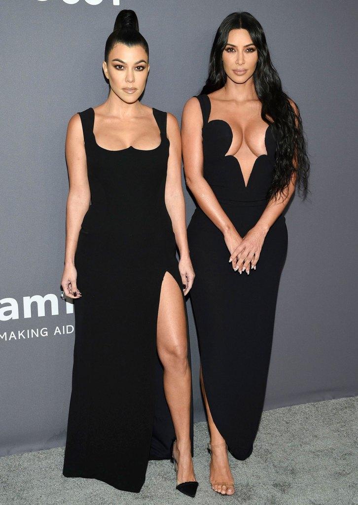 Kourtney Kardashian Explains Why She Physically Attacked Kim Kardashian