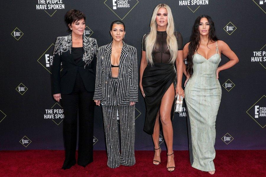 Kris Jenner, Kourtney Kardashian, Khloe Kardashian and Kim Kardashian Will Auction Off Lunch With Her Family