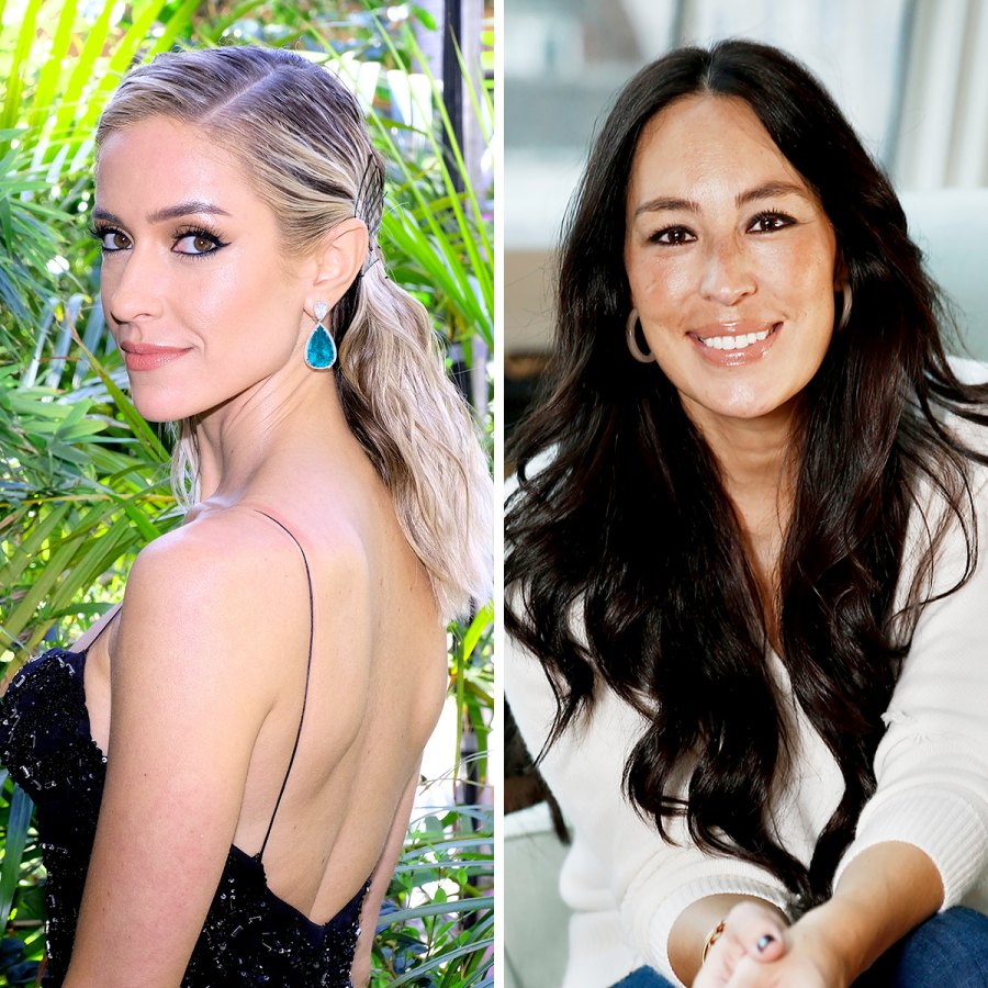 Kristin Cavallari Joanna Gaines and More Stars Releasing Cookbooks in 2020