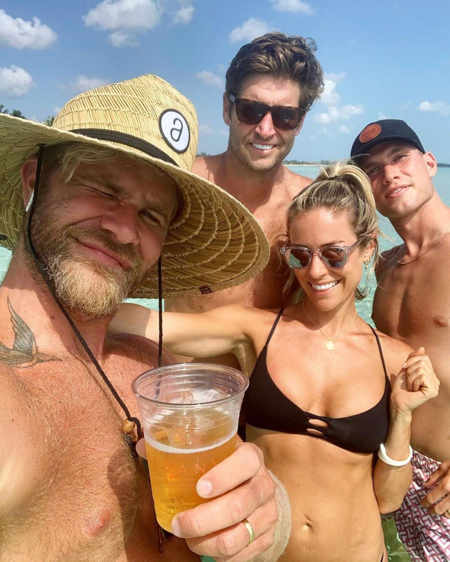 Kristin Cavallari Returns Home 3 Weeks After Quarantining in Bahamas