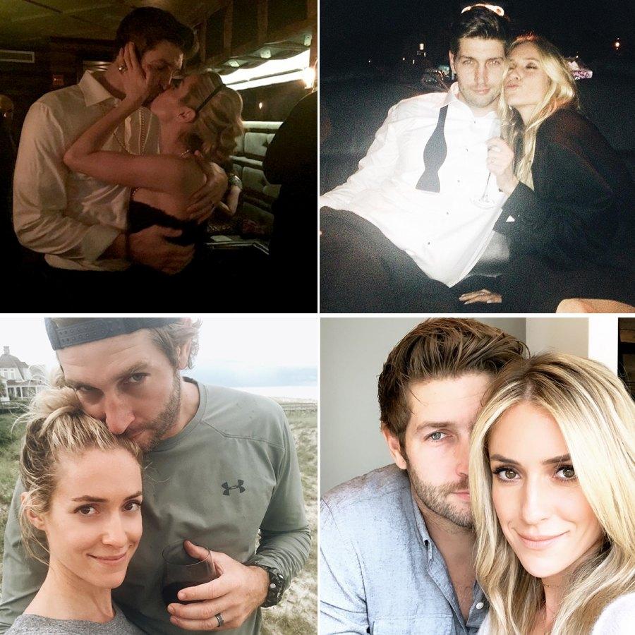 Kristin Cavallari and Jay Cutler Cute Instagram posts