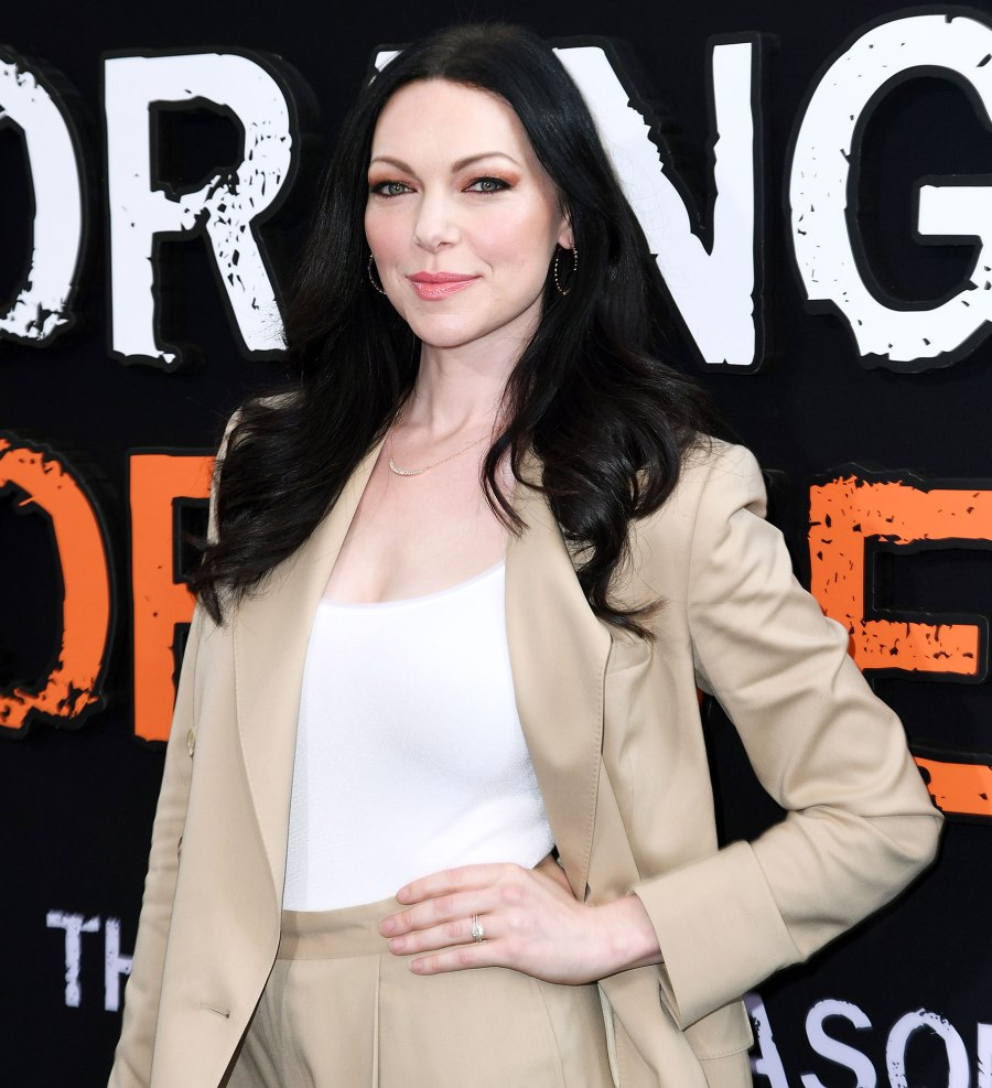 Laura Prepon Inside My Healthy Day