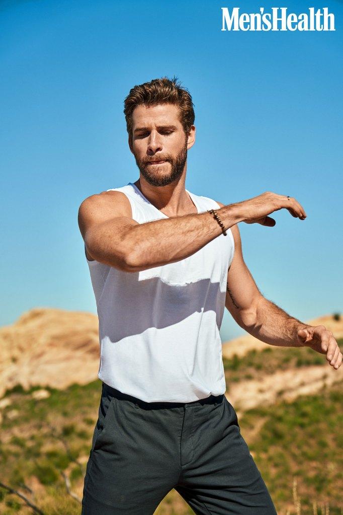 Liam Hemsworth Diet Mens Health May 2020