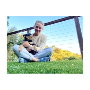 Lili Reinhart's Dog Milo Undergoes Surgery After 'Horrifying' Attack