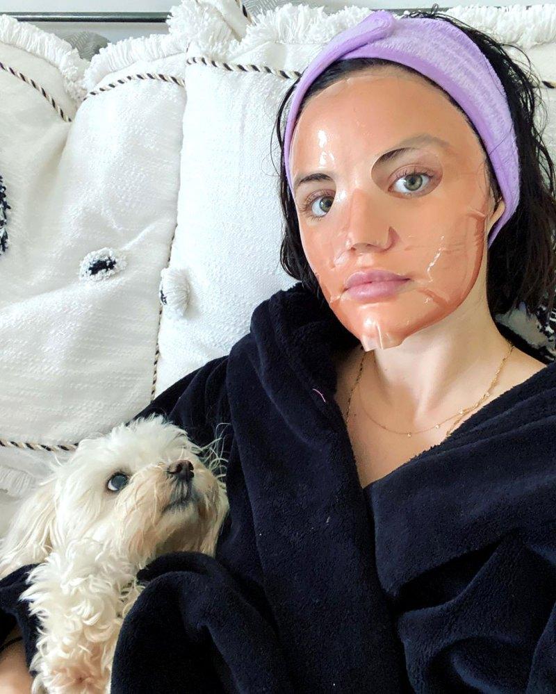 https://www.usmagazine.com/wp content/uploads/2020/04/Lucy Hale Face Mask Self Quarantining Amid