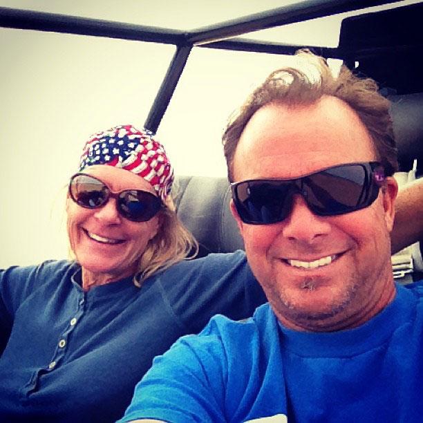 Marty Smith and Nancy Smith Motocross Dead
