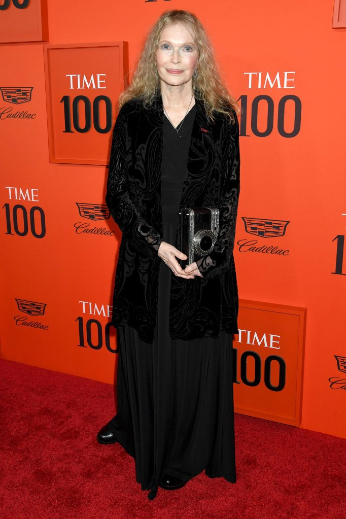 Mia Farrow Asks for Prayers After Daughter Quincy Is Hospitalized for Coronavirus Time 100