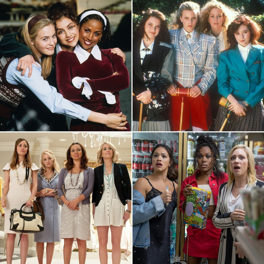 Movies to Binge With Your Gal Pals While Social Distancing