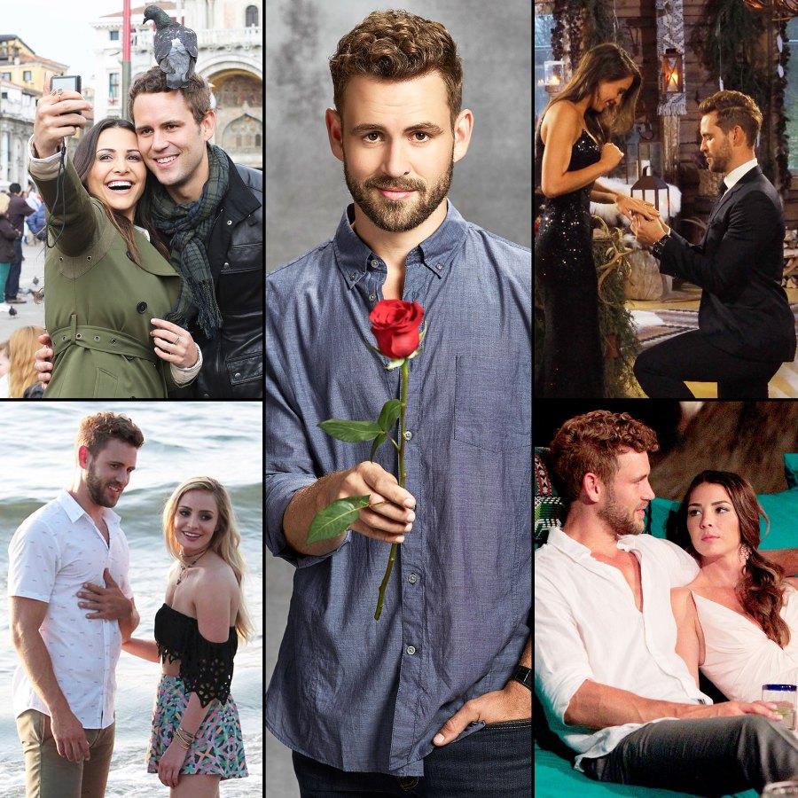 Nick Vialls Dating History