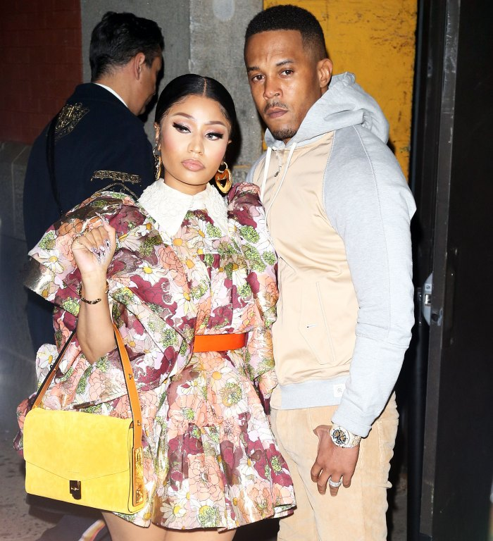 Nicki Minaj Removed Her Husband Kenneth Pettys Last Name From Her Social Media Pages
