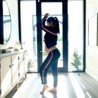 Nikki Bella Baby Bump 24 Weeks