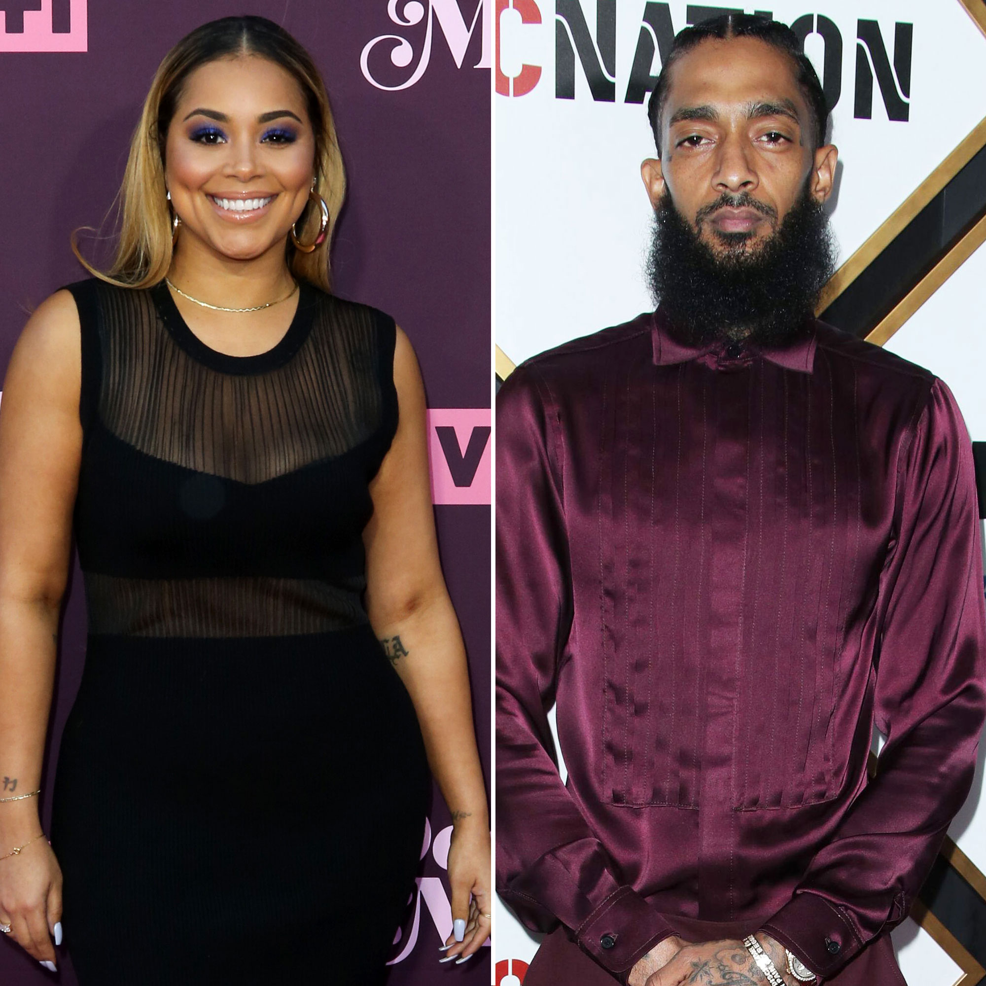 Lauren London Pays Tribute to Nipsey Hussle 1 Year After His Death