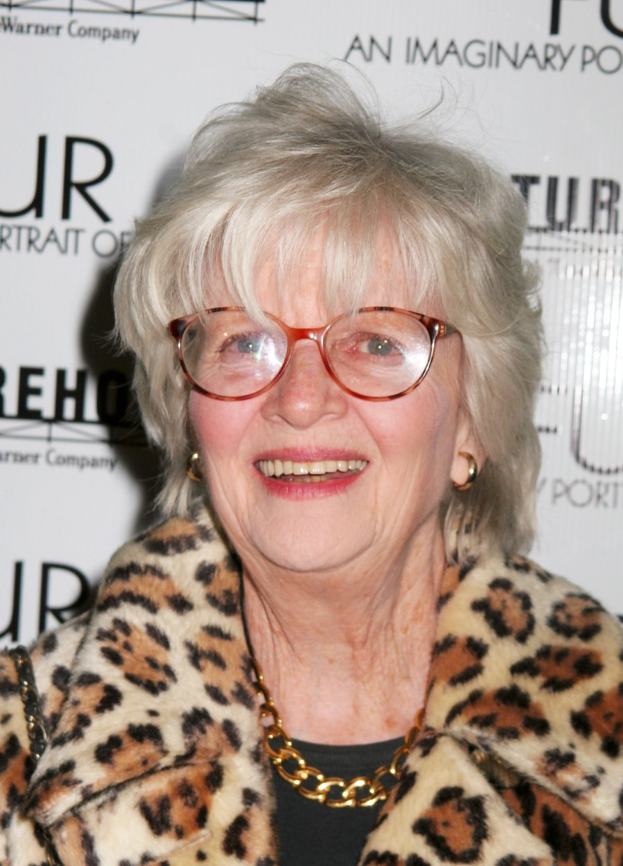 Patricia Bosworth Celebrity Deaths 2020