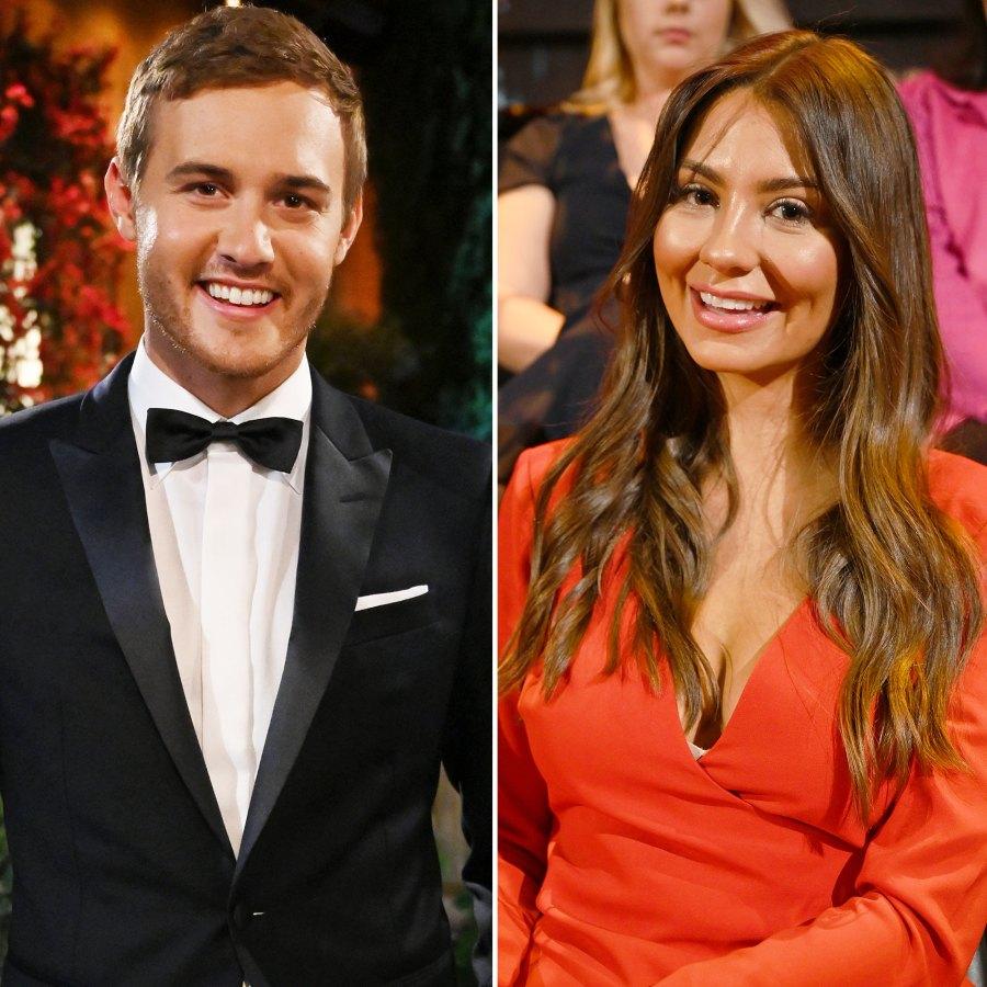 Peter Weber and Kelley Flanagan Spark Dating Rumors