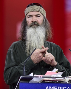 Phil Robertson Considered Confronting Drive-By Shooter at Willie's House
