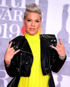 Pink Says She and Her 3-Year-Old Son Tested Positive for Coronavirus