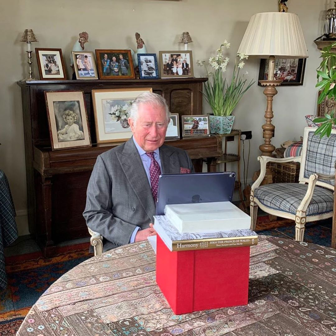 Prince Charles Watched Funny Videos During Coronavirus
