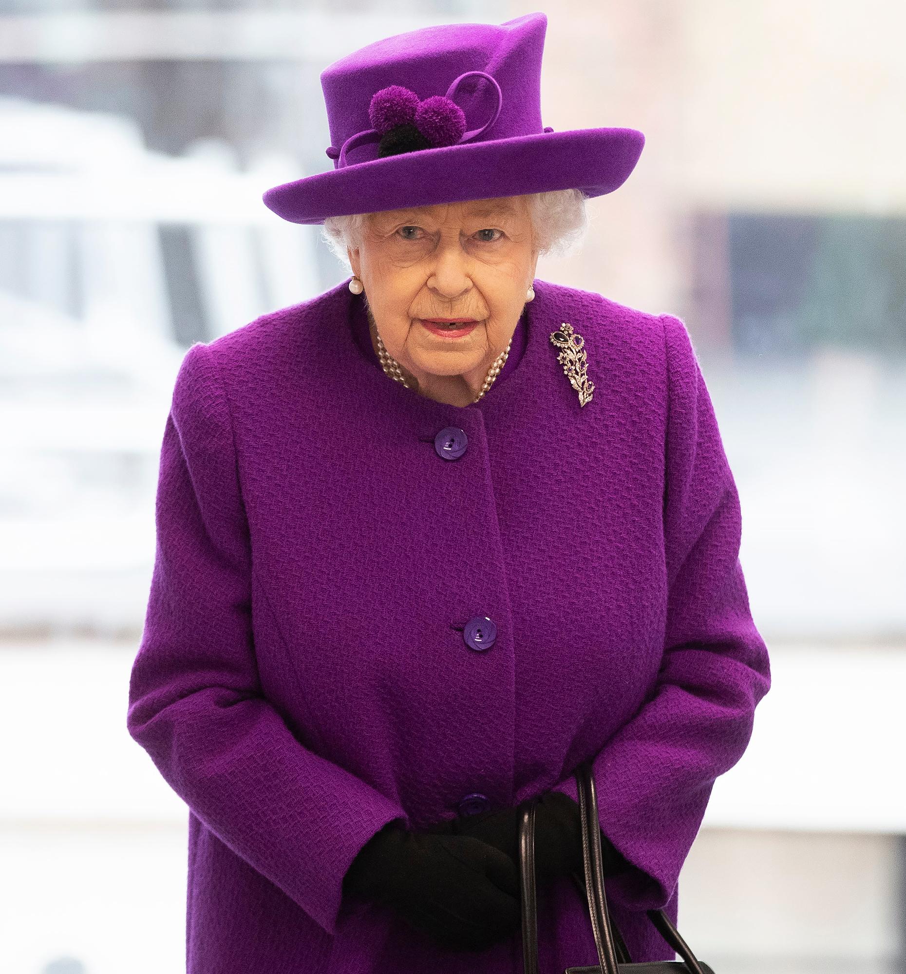 Prince Harry, Meghan Markle Called Queen Elizabeth II on Her Birthday 2