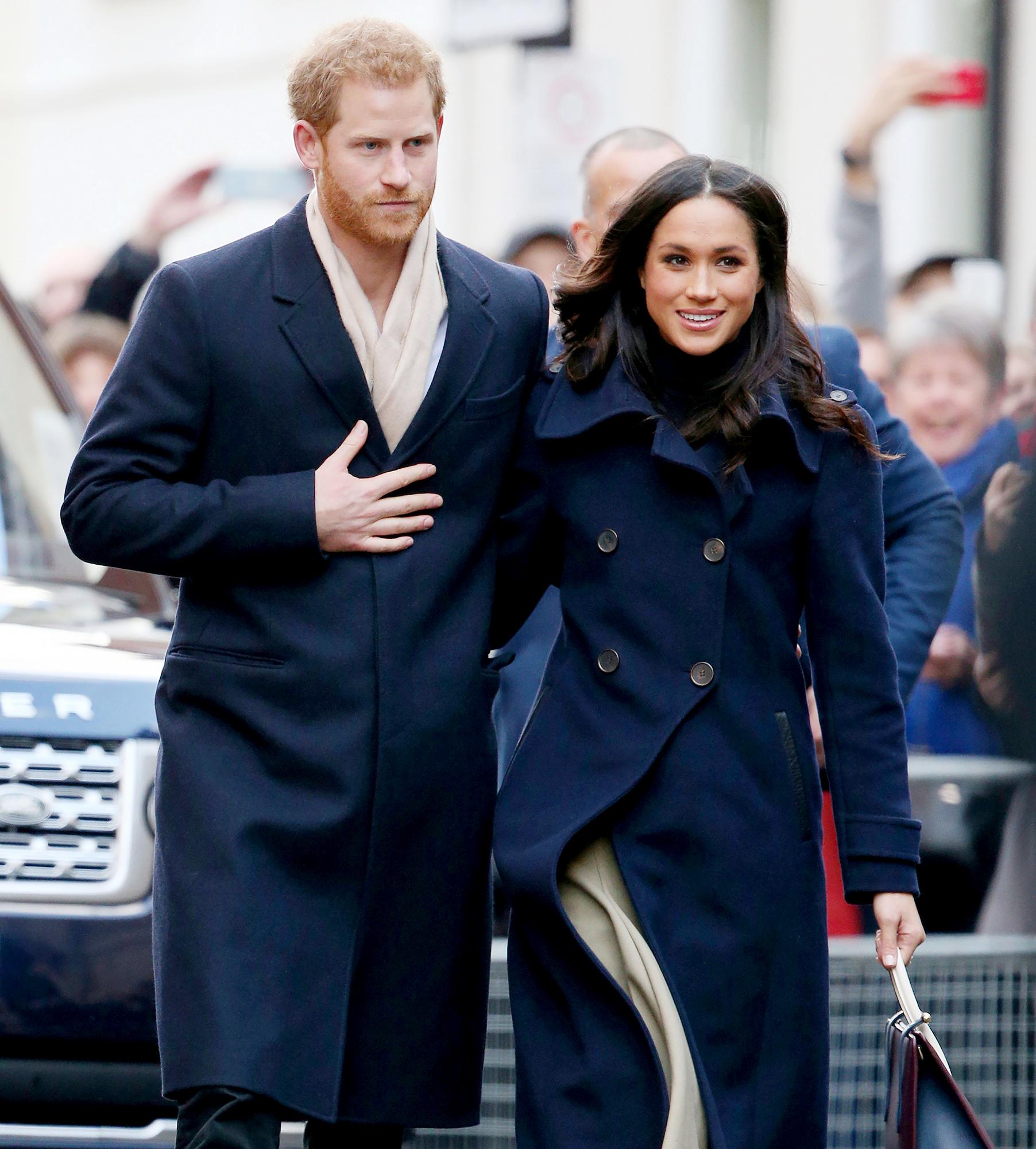 Prince Harry Meghan Markle Called Queen Elizabeth II on Her Birthday