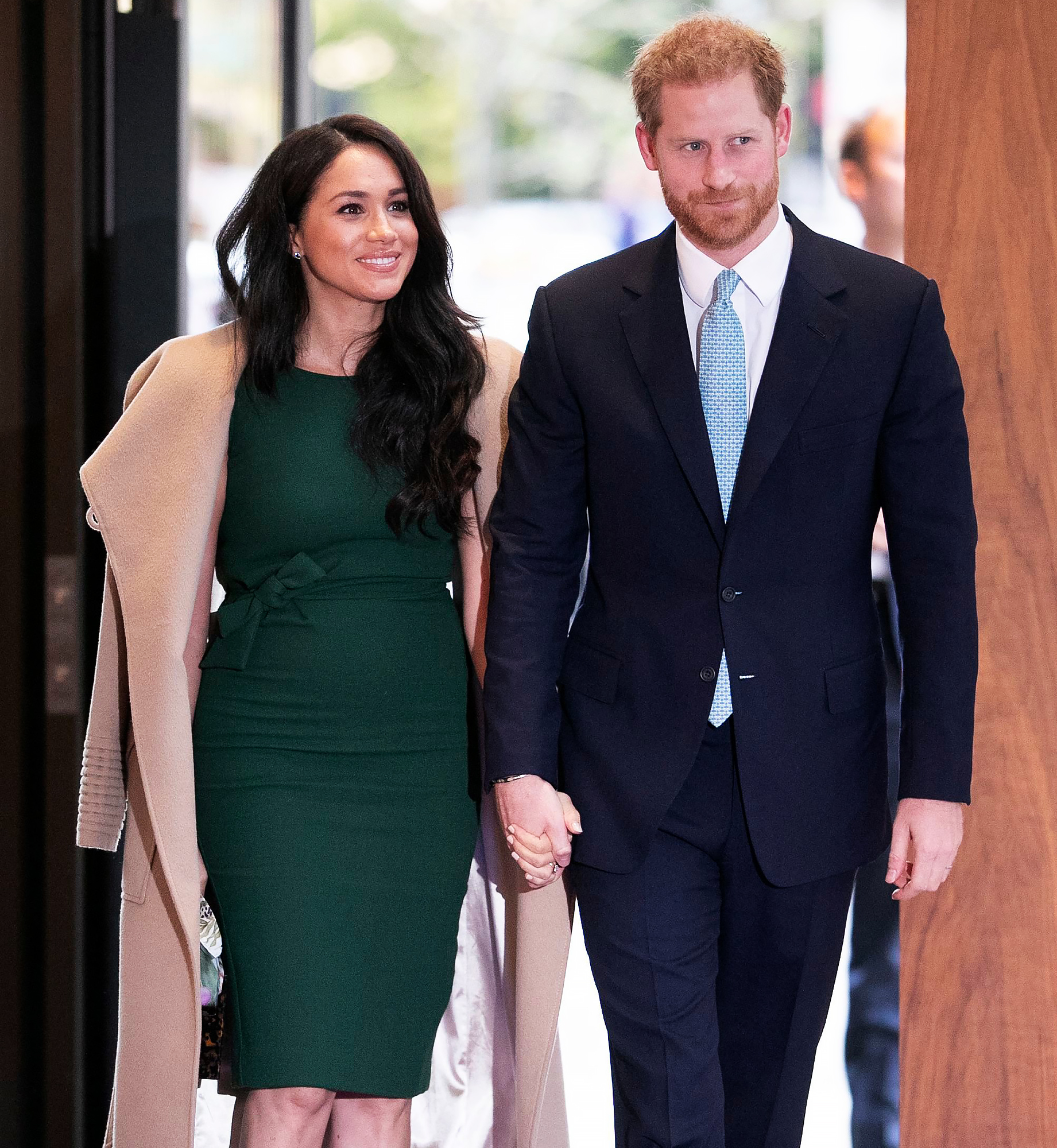 Prince Harry, Meghan Markle Rebrand on Hold Amid Pandemic