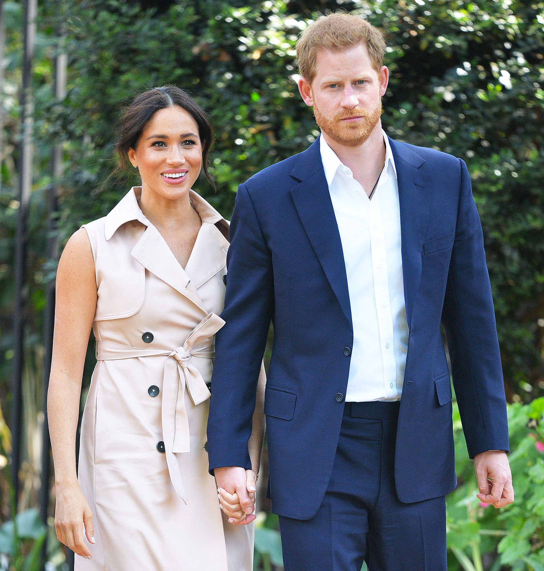 Prince Harry and Meghan Markle Have New Away Message After Royal Exit