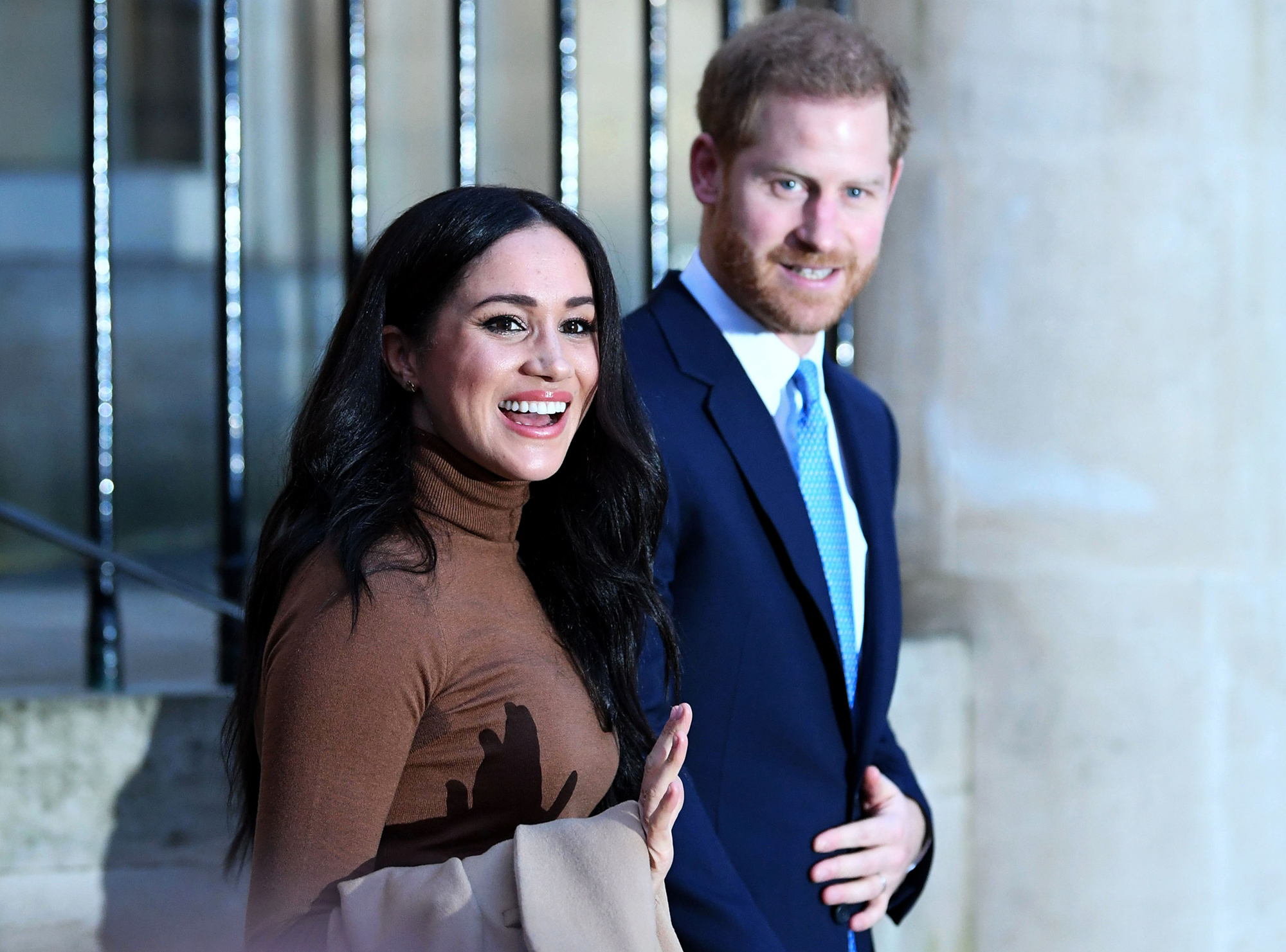 Prince Harry and Meghan Markle Launching a Wellness Website