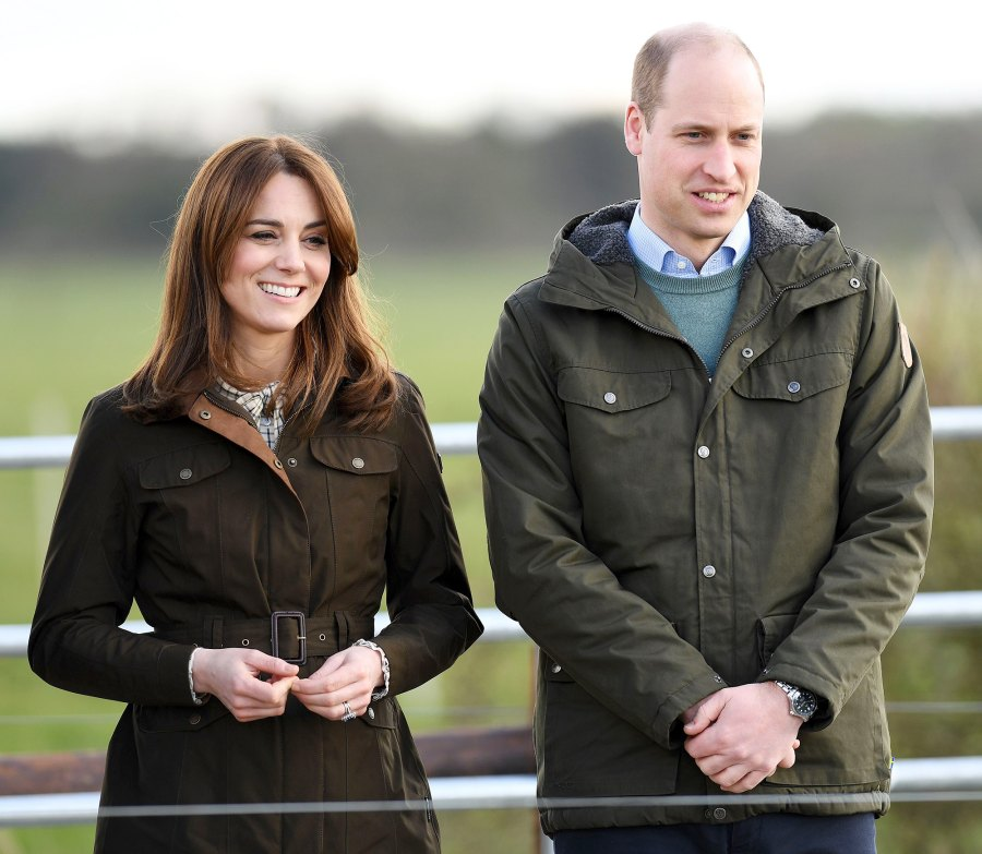 Prince William Duchess Kate Ireland 2020