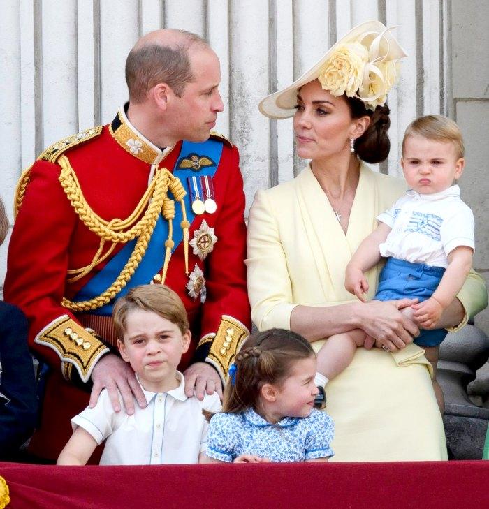 Prince William Duchess Kate homeschooling quarantine 2