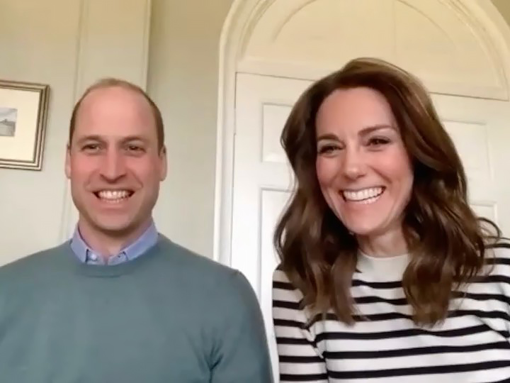 Prince William Duchess Kate quarantine