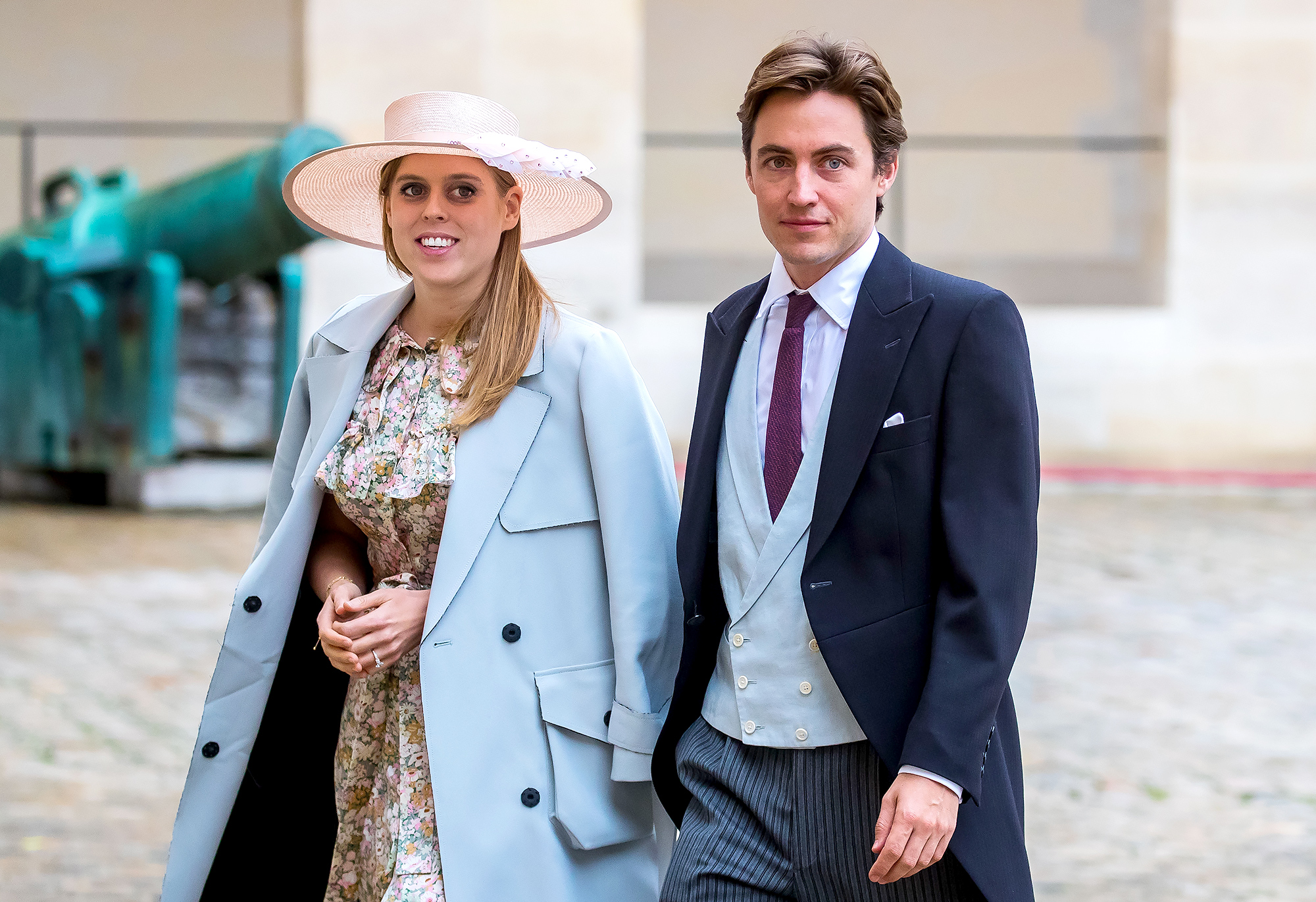 Princess Beatrice May Wedding Officially Canceled Amid Pandemic