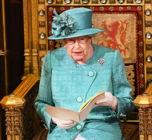 Queen Elizabeth Gives Rare Speech About 'Enormous Challenges' During Coronavirus Pandemic