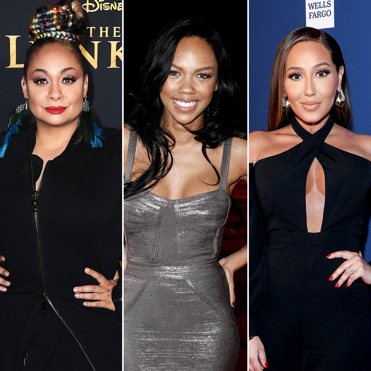 Raven Symone Urges Kiely Williams to Make Amends With Adrienne Bailon