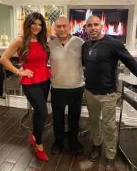 Real Housewives Rally Around Teresa Giudice and Joe Gorga After Their Father Dies