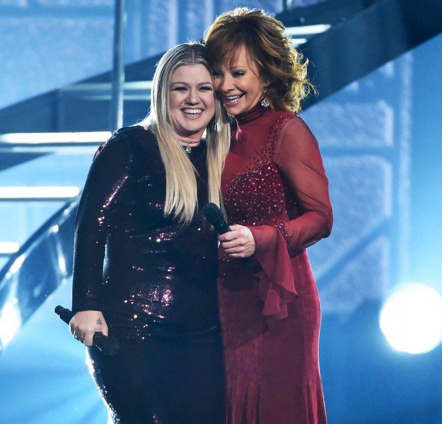 Reba Kelly Clarkson double date