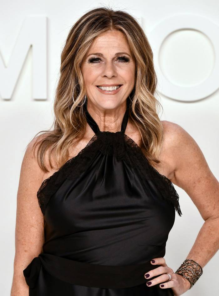 Rita Wilson on the One Time She Felt Pressure to Get Botox
