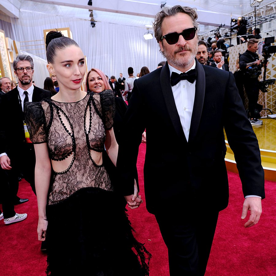 Rooney Mara Joaquin Phoenix Relationship Timeline