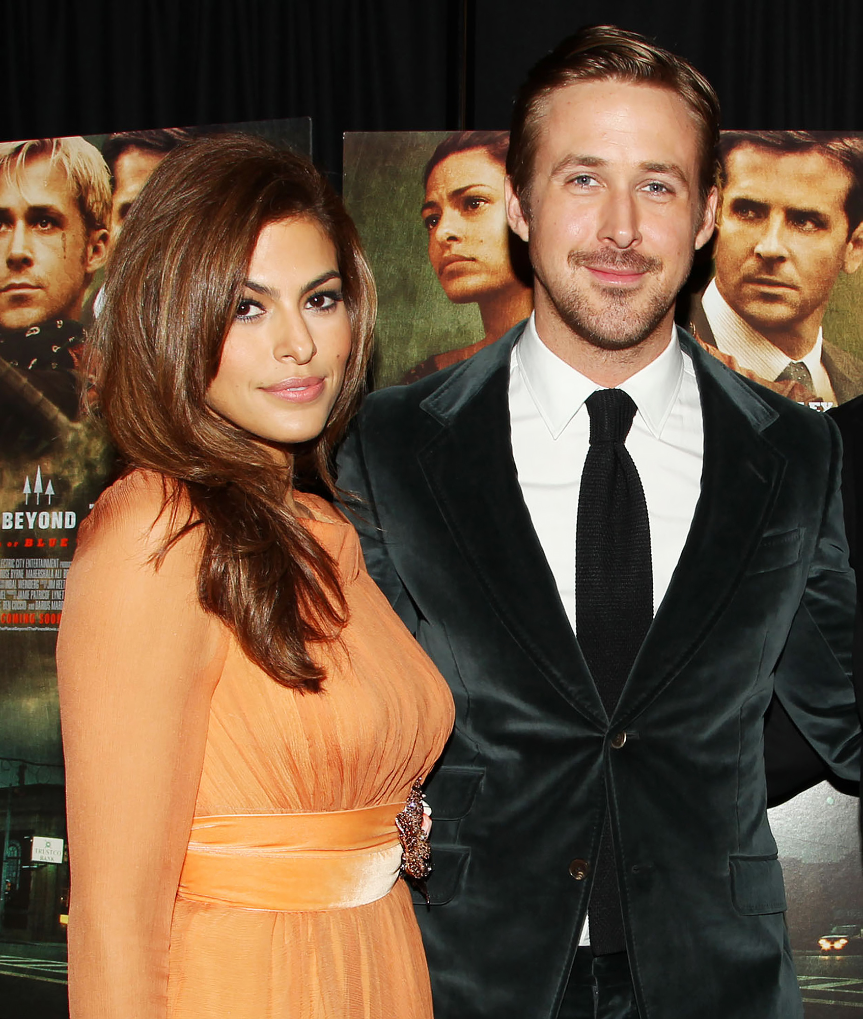 Ryan Gosling and Eva Mendes home life with kids