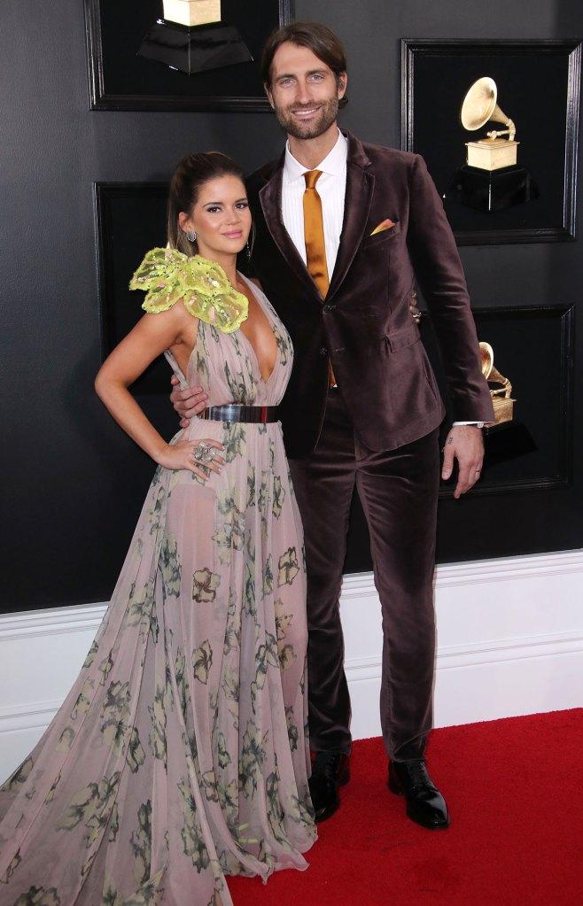 Ryan Hurd Calls Wife Maren Morris Beautiful on 30th Birthday Grammy Awards