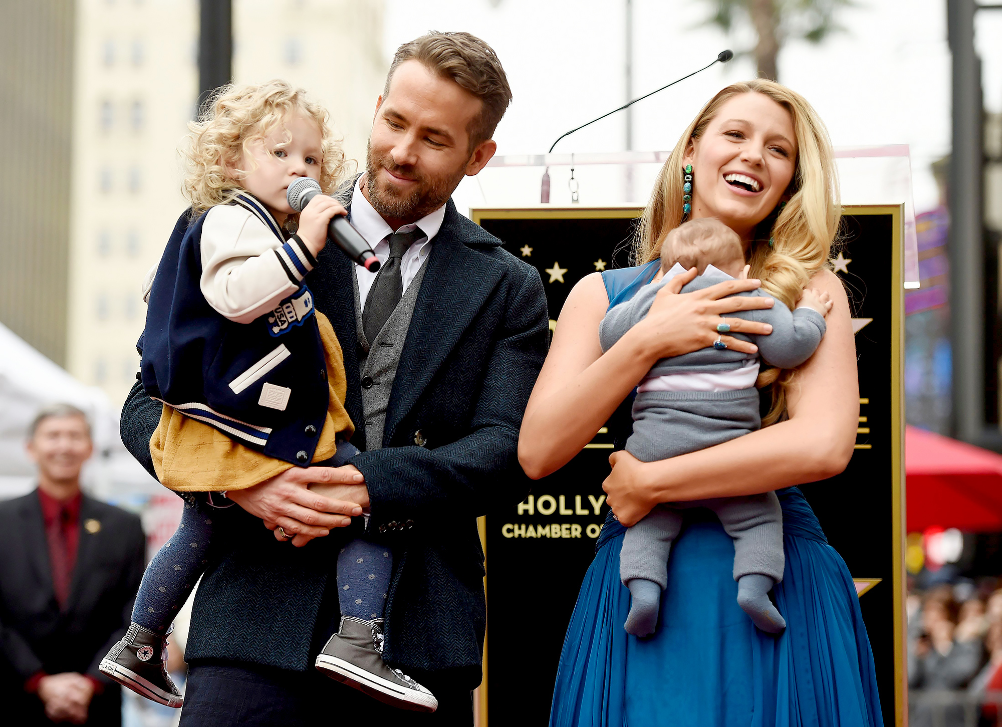Ryan Reynolds Jokes Mainly Drinking Amid Quarantine With Blake Lively and Daughters