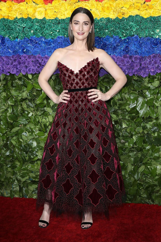 Sara Bareilles Reveals She Is Fully Recovered After Having the Coronavirus Tony Awards