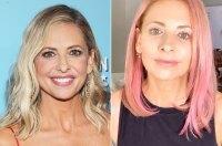 Sarah Michelle Gellar Dyes Hair Pink 'to Embarrass My Children'
