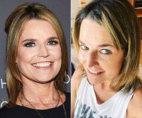 Savannah Guthrie Dyes Her Own Hair at Home: See the Results!