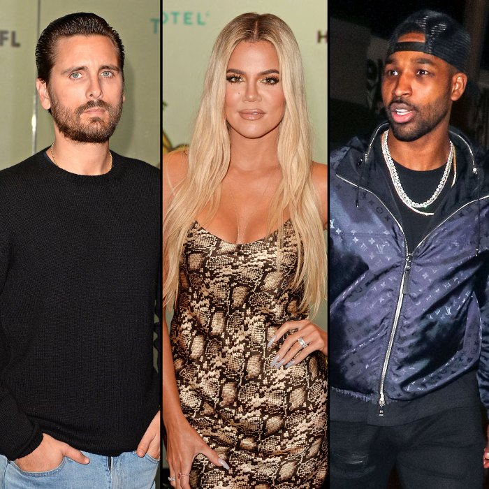 Scott Disick Convinced Khloe Kardashian Tristan Thompson Have Hooked Up Amid Quarantine